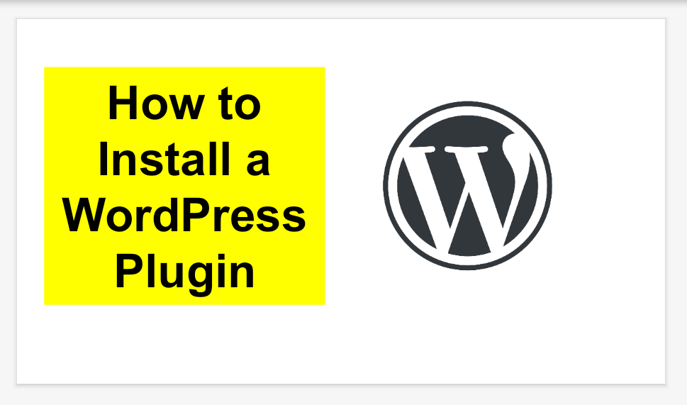 Ultimate guide to Install WordPress Plugin