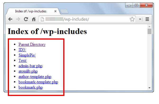 How to Disable Directory Listing in WordPress Hosted on LiteSpeed Server