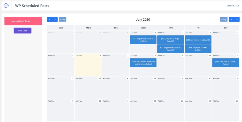 Ultimate Guide to Schedule Posts in WordPress